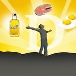 D-vitamin hiánya, tél végi betegségek