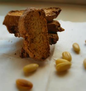 Mandulás keksz hidegen sajtolt GastrOlaj barackmagolajjal