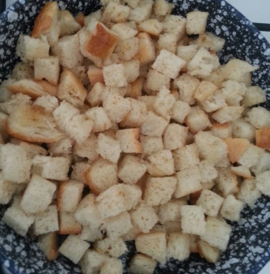 kenyérkocka